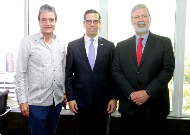 Visita A CONEP En República Dominicana
