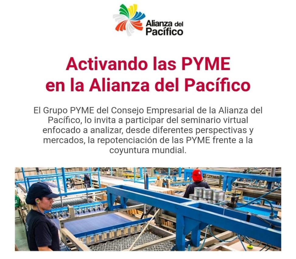 Activando Las PYME En La Alianza Del Pacífico