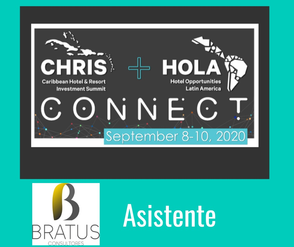 BRATUS PARTICIPA EN CHRIS + HOLA Connect 2020